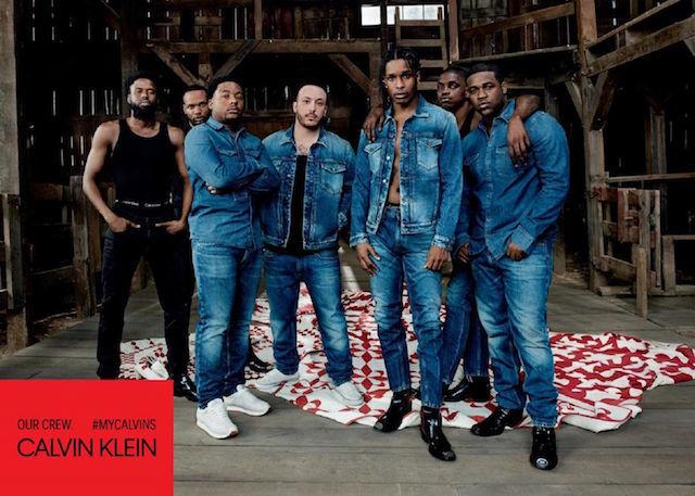 CalvinKlein-ըգովազդայինարշավիշրջանակումներկայացրելէիրնոր«երաժշտականընտանիքը»