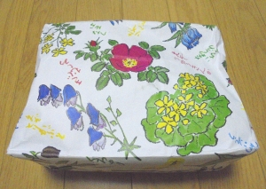 六花亭の包み
