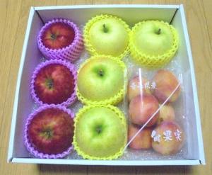 青森県産早生りんご