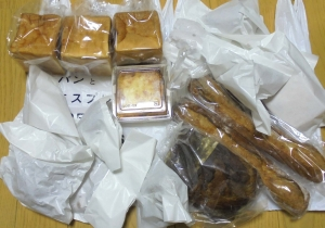 パンとエスプレッソと大量パン