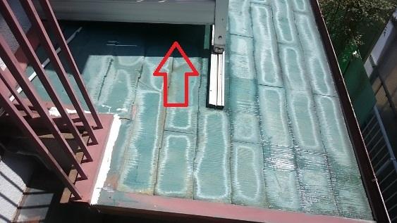 屋根の塗り替え18