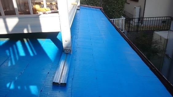 屋根の塗り替え23