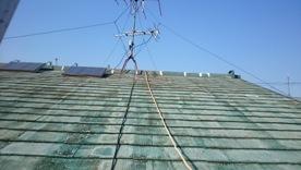 屋根の塗り替え132