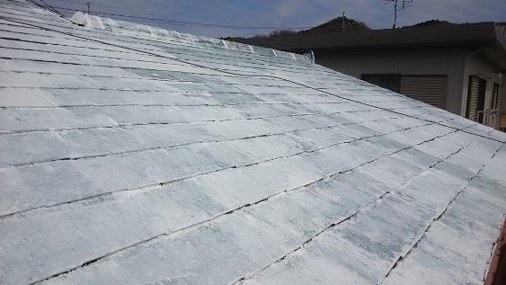 屋根の塗り替え133