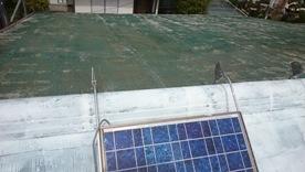 屋根の塗り替え136