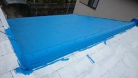 屋根の塗り替え146