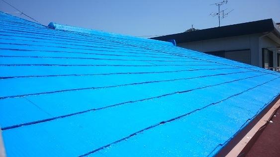 屋根の塗り替え147