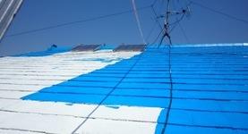屋根の塗り替え148