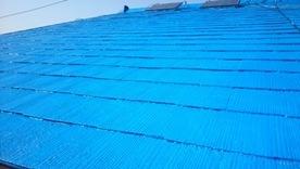 屋根の塗り替え150