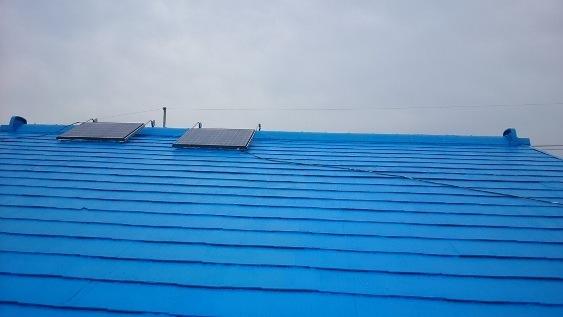 屋根の塗り替え153