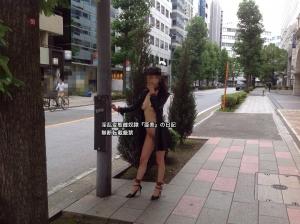 Yホテル前②