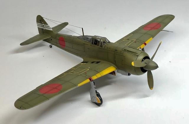 Ki-100 Ⅱ (6)