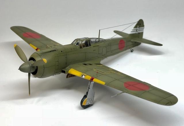 Ki-100 Ⅱ (7)