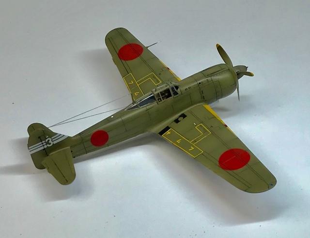 Ki-100 Ⅱ (9)