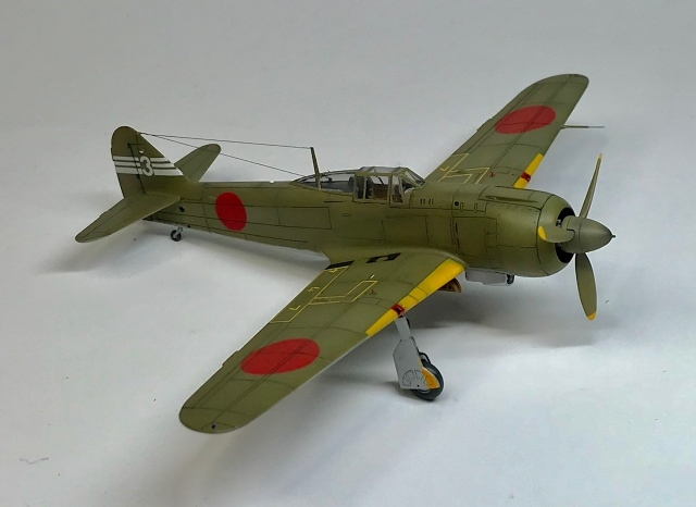 Ki-100 Ⅱ (10)
