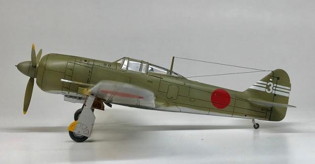 Ki-100 Ⅱ (11)