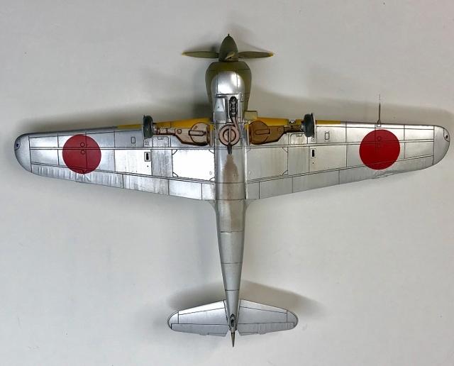 Ki-100 Ⅱ (13)