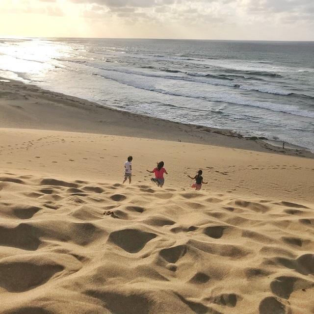HanahanD 手編み雑貨 鳥取砂丘
