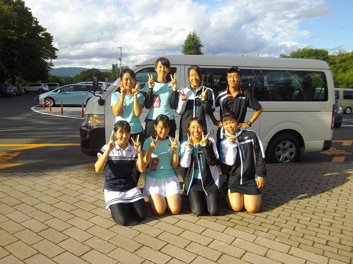 会津高校テニス部