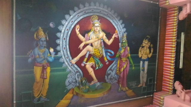 2017 India Templeのなか