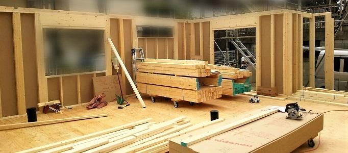 建て方12