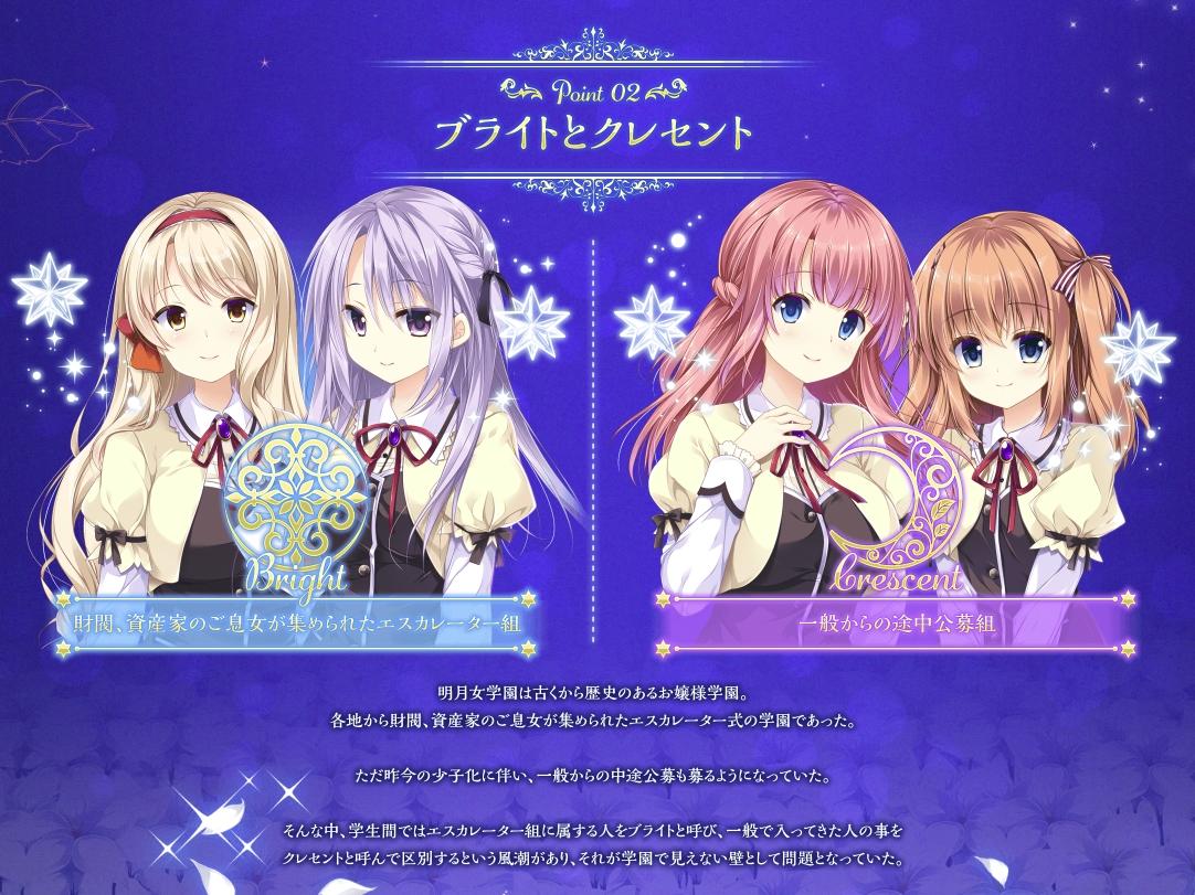 乙女が結ぶ月夜の煌めき 公式サイト STORY3