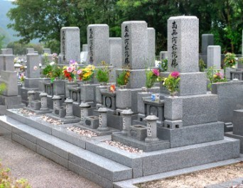 s-お墓参り