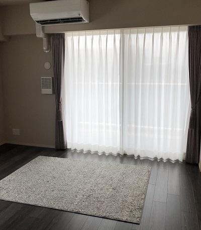 リビングカーテン