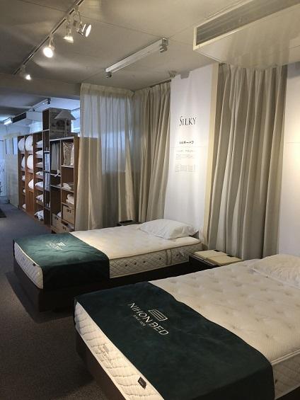 ベッドショールーム1