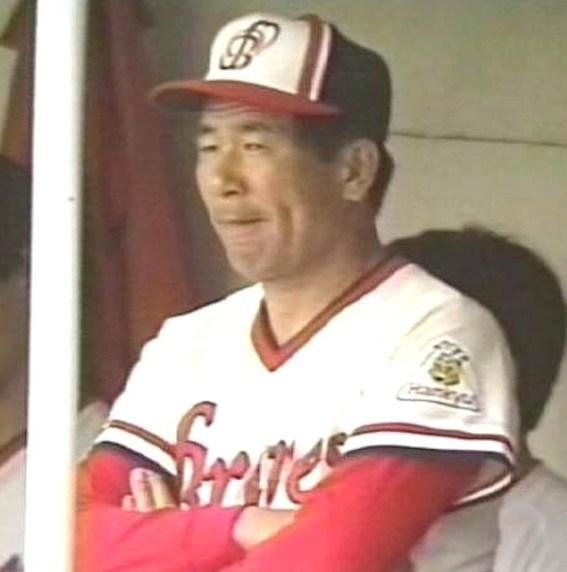 上田利治さん