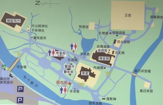 004 内宮地図