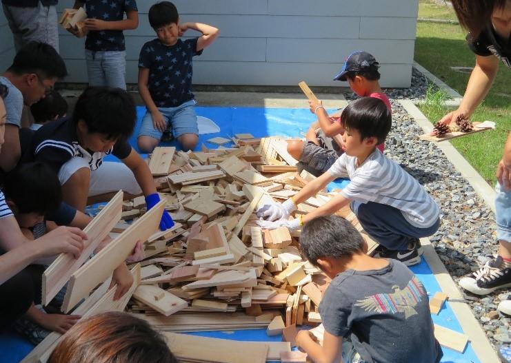 ④木工クラフト