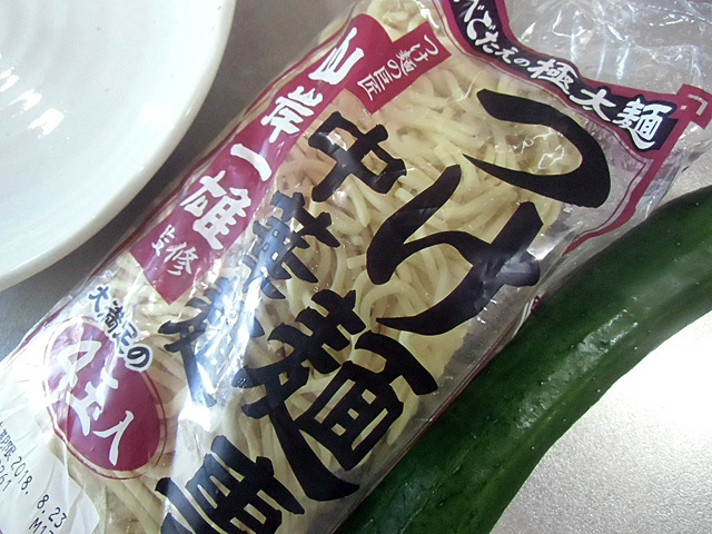 極太中華麺