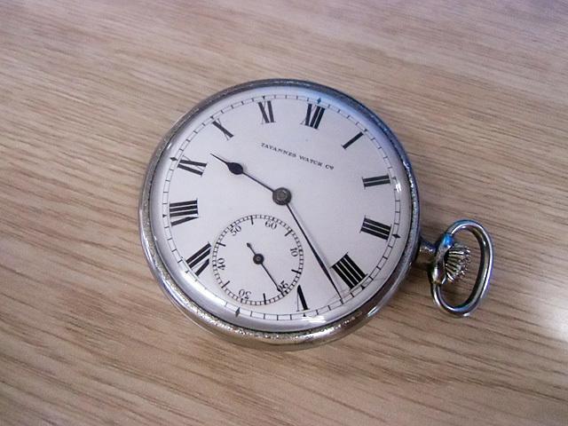 1-お預かりの懐中時計
