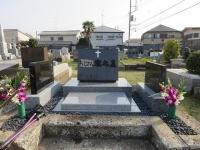 おじさん家の墓