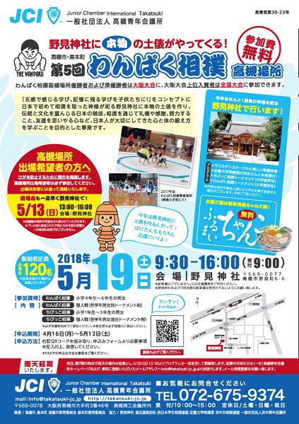 わんぱく相撲20180514①