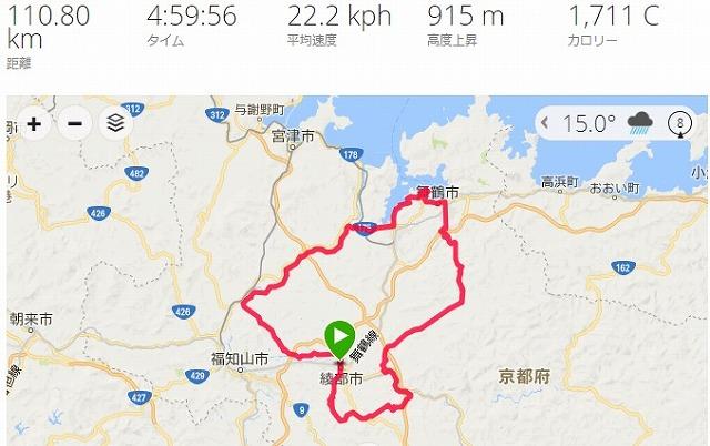 20180513グランフォンド京都