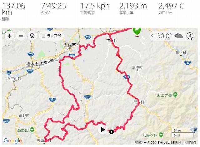 20180701山岳グランフォンド吉野