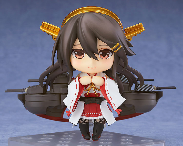 ねんどろいど 艦隊これくしょん -艦これ- 榛名改二FIGURE-036914_02