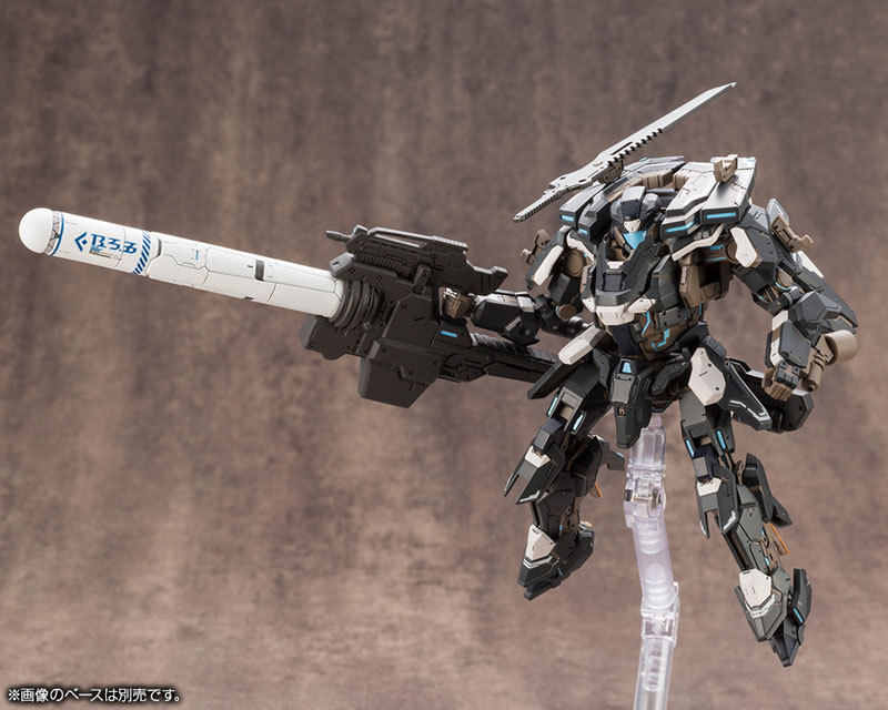 ファンタシースターオンライン2 Black Ver プラモデルTOY-RBT-4553_06