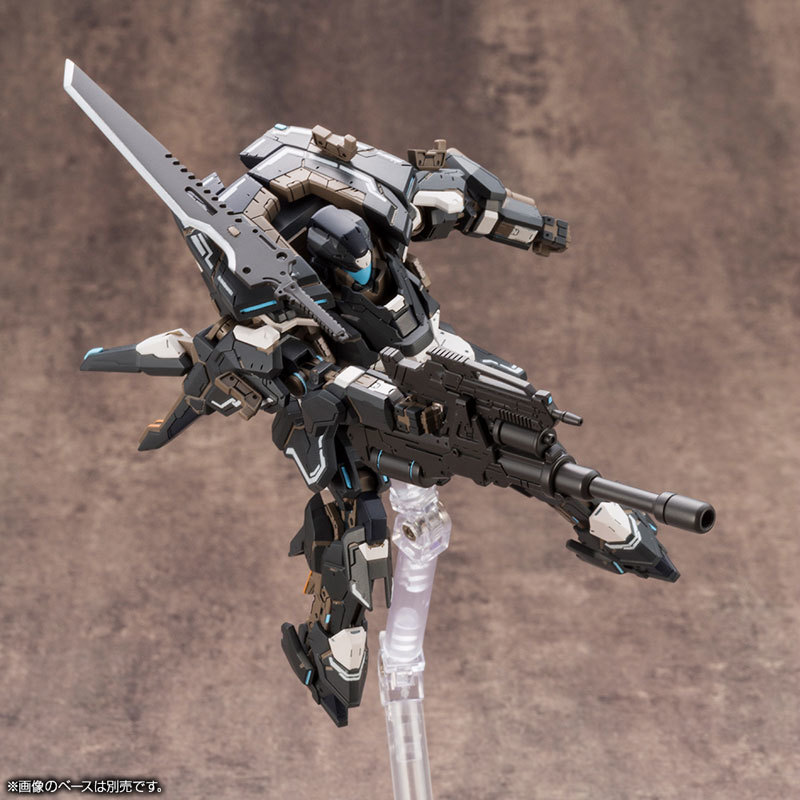 ファンタシースターオンライン2 Black Ver プラモデルTOY-RBT-4553_11