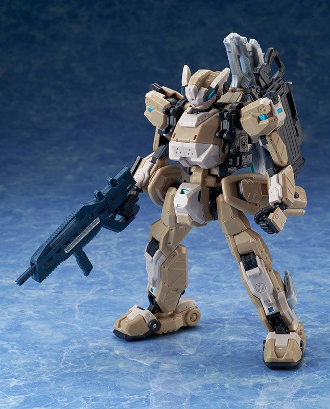 ボーダーブレイク クーガーNX 強襲兵装 プラモデルTOY-RBT-4567_01