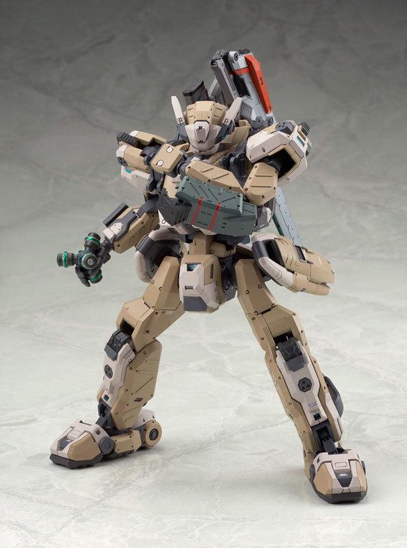 ボーダーブレイク クーガーNX 強襲兵装 プラモデルTOY-RBT-4567_06