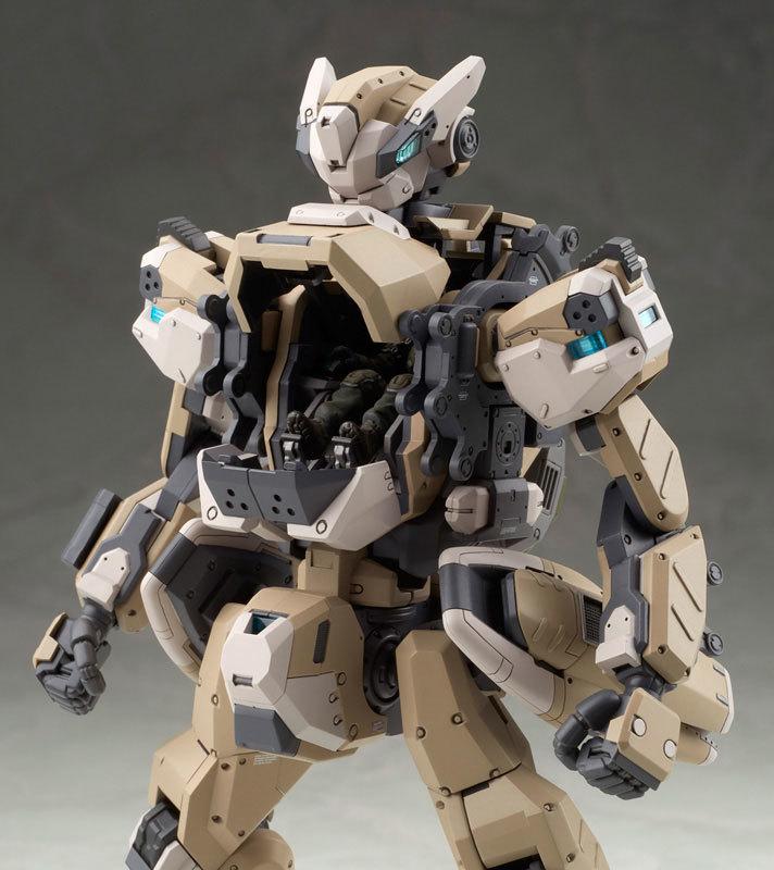 ボーダーブレイク クーガーNX 強襲兵装 プラモデルTOY-RBT-4567_08