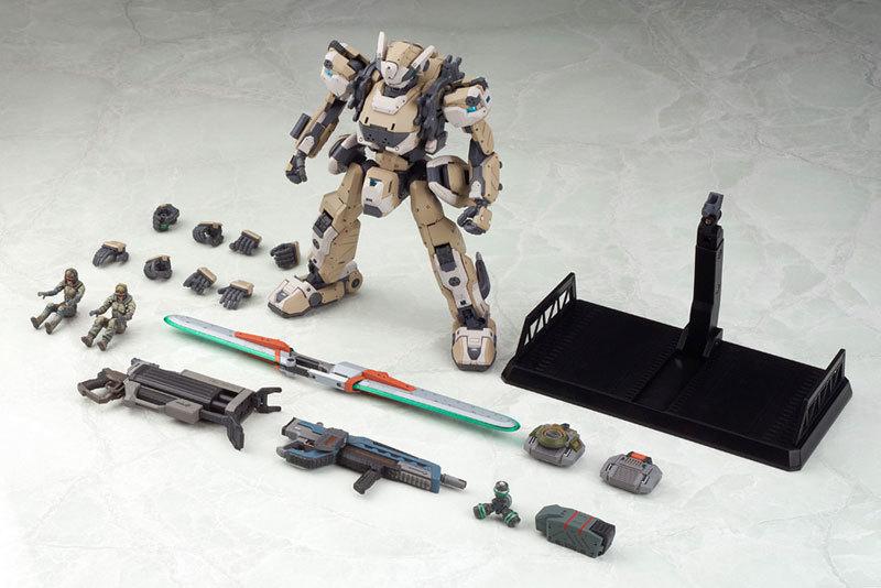 ボーダーブレイク クーガーNX 強襲兵装 プラモデルTOY-RBT-4567_09