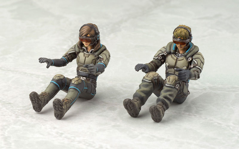 ボーダーブレイク クーガーNX 強襲兵装 プラモデルTOY-RBT-4567_10