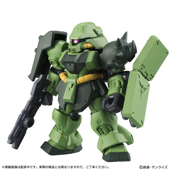 機動戦士ガンダム MOBILE SUIT ENSEMBLE 07GOODS-00225319_03