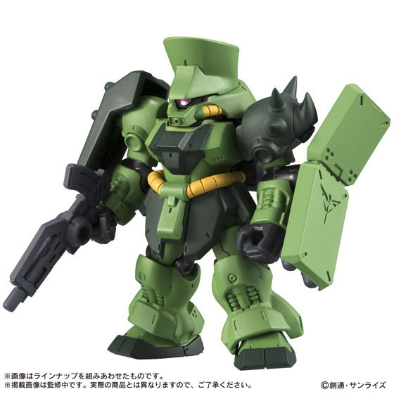 機動戦士ガンダム MOBILE SUIT ENSEMBLE 07GOODS-00225319_08