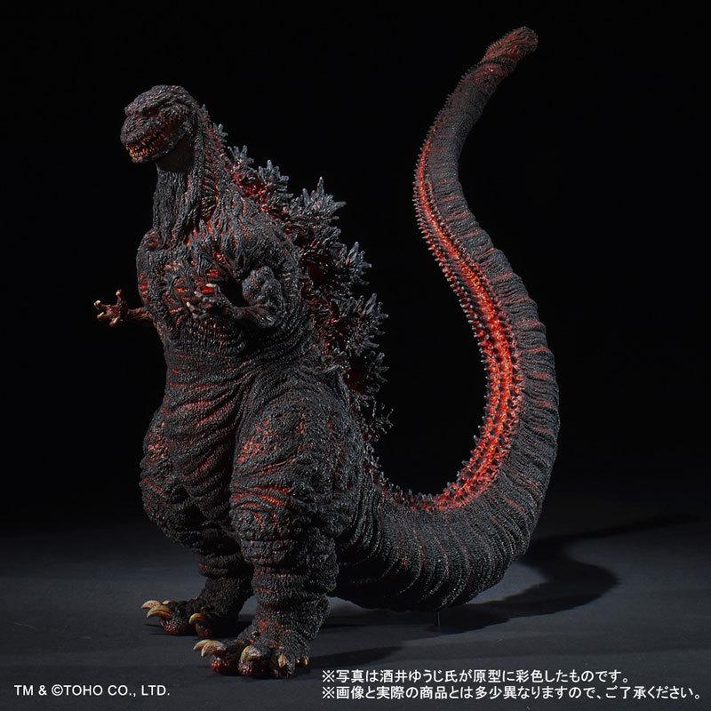 東宝30cmシリーズ 酒井ゆうじ造形コレクション ゴジラ(2016)FIGURE-040068_01