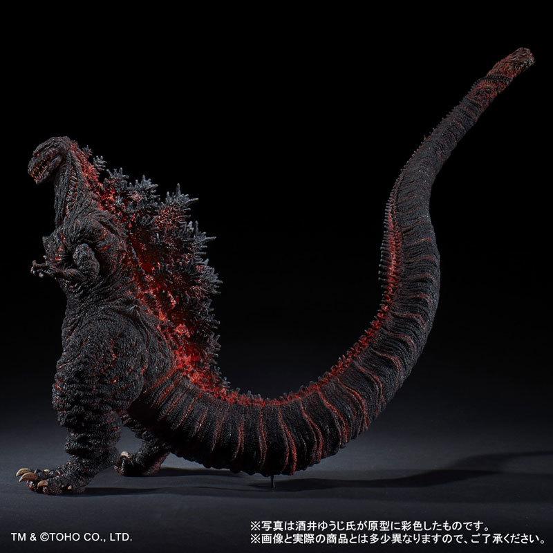 東宝30cmシリーズ 酒井ゆうじ造形コレクション ゴジラ(2016)FIGURE-040068_02